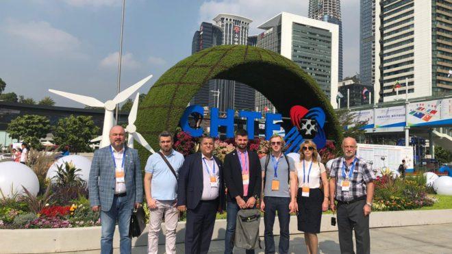 ФИС участник бизнес-миссии в Китае
